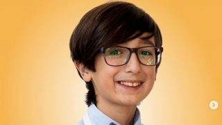 Dani, de MasterChef Junior / TVE
