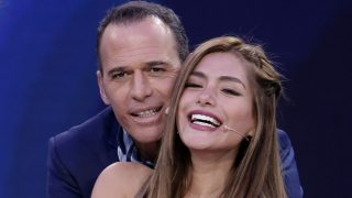 Miriam Saavedra y Carlos Lozano, durante su etapa como pareja / Gtres.