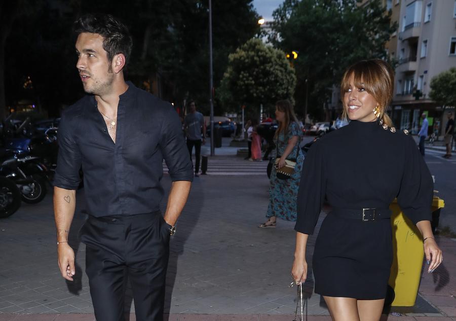 Blanca Suárez y Mario Casa