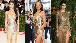 Kim Kardashian, Irina Shayk y Kendall Jenner son algunas de las estrellas más sexys del año. / Gtres