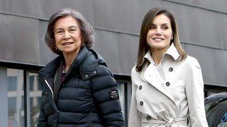 La Reina Sofía deja K.O a Letizia/ Gtres