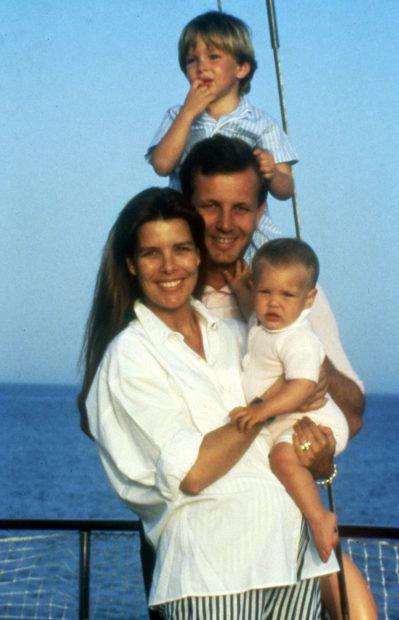 Carlota Casiraghi, última víctima de la 'maldición de las Grimaldi'