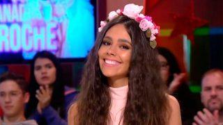 Cristina Pedroche está encantada con vestido de Nochevieja / La Sexta