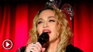Madonna estrena 2019 con un concierto sorpresa en un emblemático escenario / Gtres