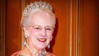 La reina Margarita de Dinamarca, durante el discurso de Año Nuevo 2019 / Gtres