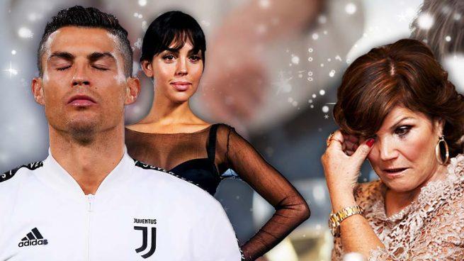 Cristiano Ronaldo No Va Al Cumpleanos De Su Madre Dolores Aveiro