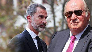 La prueba de que el rey Juan Carlos es mucho más atrevido que su hijo