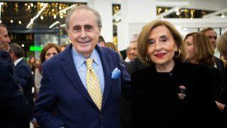 Jaime Peñafiel y su mujer / Gtres