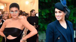 Kylie Jenner y Meghan Markle y su particular duelo de estilo / Gtres