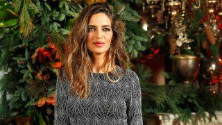 Sara Carbonero, durante un acto esta Navidad / Gtres