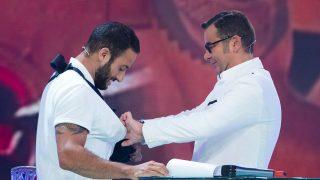 Jorge Javier y Eliad en una imagen de archivo / Gtres