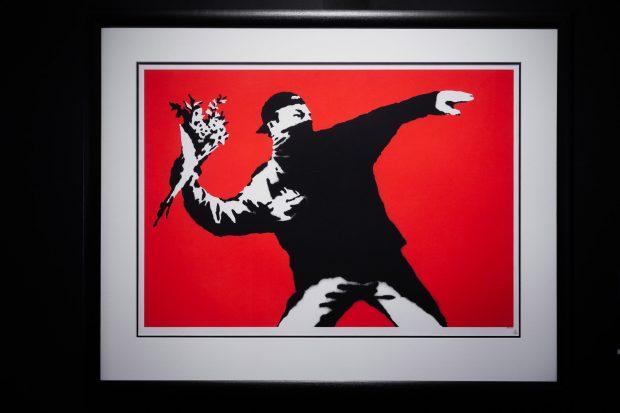 #PlanesLook   Conviértete en cómplice del artista más polémico: Bansky conquista Madrid