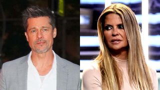 Brad Pitt podría emprender acciones legales contra Makoke tras desmentir su supuesta relación sentimental/ Gtres