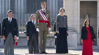 Los Reyes han reaparecido en la Pascua Militar/ Gtres