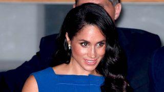 La esposa del Príncipe Harry un día llegó a ser una habitual de las alfombras rojas de Hollywood/ Gtres