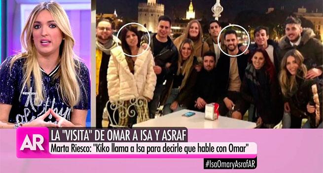 Desgranamos el peligroso juego (con Guardia Civil incluida) entre Isa Pantoja y Omar Montes
