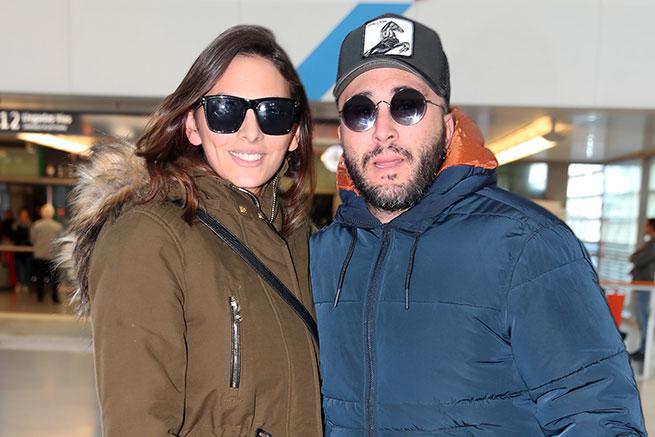 Irene Rosales y su marido Kiko Rivera