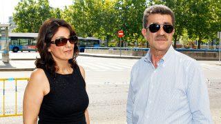 Los padres de Mario Biondo, en una imagen de archivo / Gtes