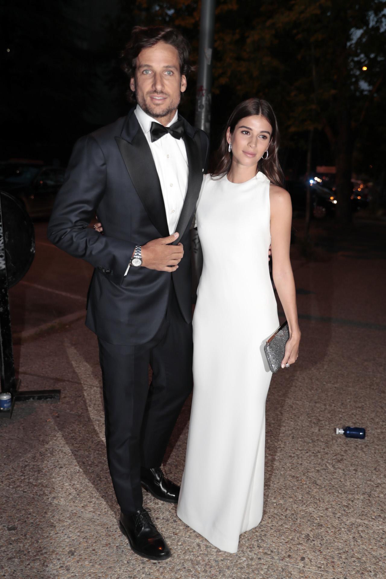 Feliciano López se pronuncia sobre la fecha de su boda con Sandra Gago