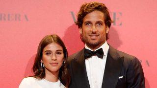 Feliciano López y Sandra Gago, en una imagen reciente  / Gtres