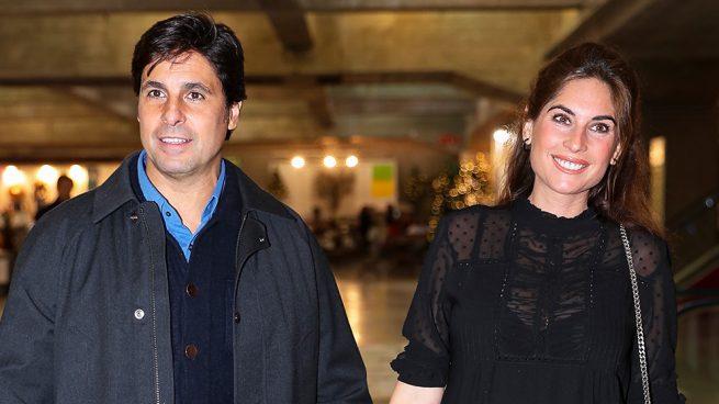 Francisco Rivera y Lourdes Montes en una imagen de archivo