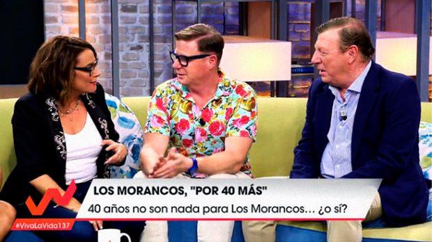 Los Morancos, Toñi Moreno