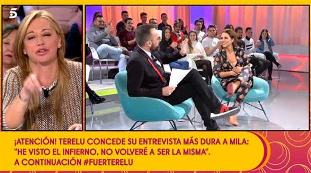 Belén Esteban, Paula Echevarría