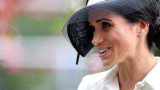 En pleno embarazo, Meghan Markle asume nuevos papeles como duquesa de Sussex / Gtres.