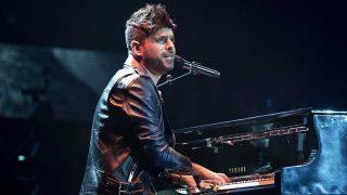 Pablo López durante un concierto el pasado noviembre / Gtres
