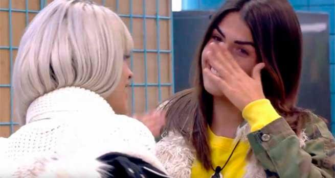 Sofía Suescun e Ylenia Padilla /