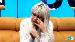 Ylenia, hecha un mar de lágrimas en el confesario de GH DÚO / Telecinco