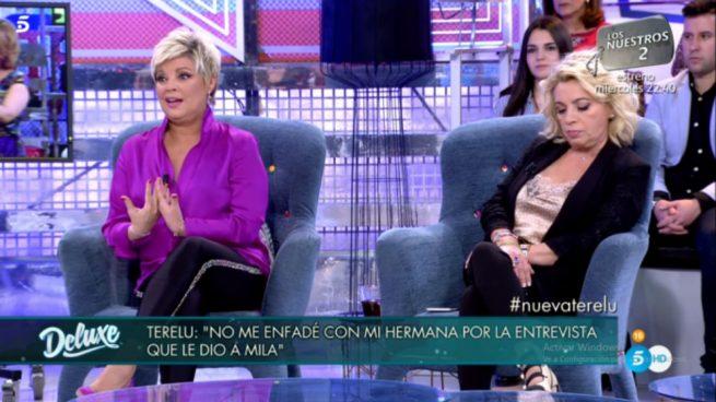 Terelu Campos Carmen Borrego