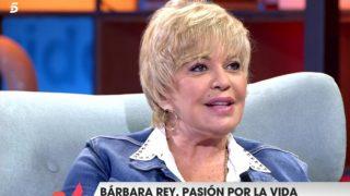 Bárbara Rey, en 'Viva la Vida' / Telecinco.