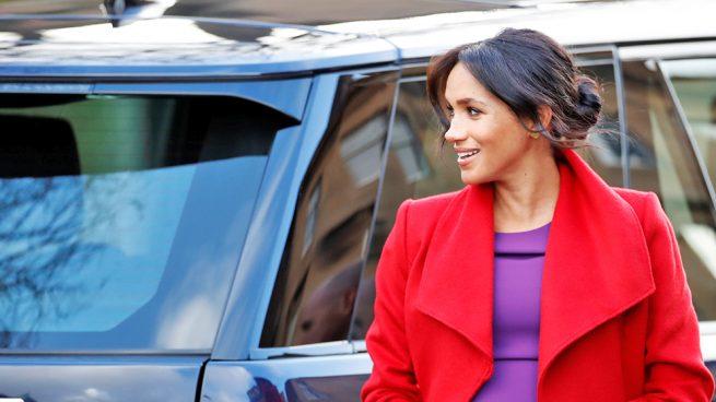 A todo color: Así es como Meghan Markle busca conciliarse con la reina Isabel