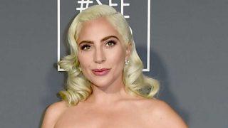 Lady Gaga recupera el escote tendencia de los 90 que arrasará en el 2019 VER GALERÍA / Gtres