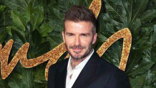 David Beckham / Gtres