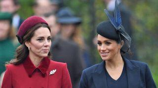Meghan Markle y Kate Middleton / Gtres