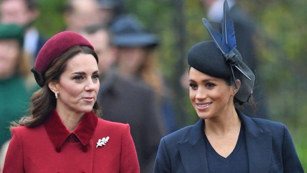 Sarah Ferguson estalla en redes por el enfrentamiento de Kate Middleton y Meghan Markle