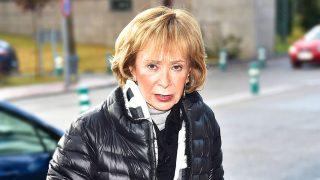 GALERÍA: La espectacular transformación física de la presidenta del Consejo de Estado español, María Teresa Fernández de la Vega. / Gtres