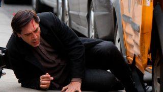 Javier Bardem durante el rodaje de la película / Gtres