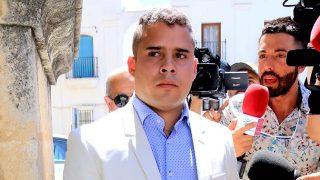 José Fernando Ortega a punto de abandonar el hospital psiquiátrico/ Gtres