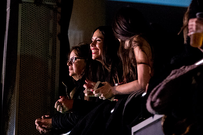 Cristina Pedroche look concierto zahara