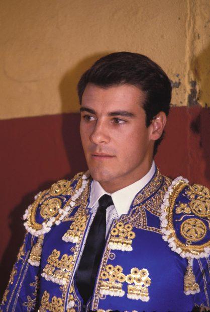 Miguel Báez en los años 90 / Gtres