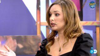 Ekaterina, supuesta amante de Julio Ruz, ha sembrado el caos en el plató / Telecinco.
