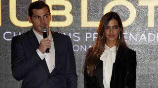 Iker Casillas y Sara Carbonero en una imagen de archivo / Gtres