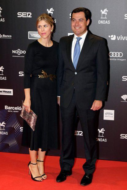 Juan Manuel Moreno, Manuela Villena