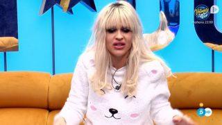 Ylenia confiesa su pasado con las drogas./Mediaset