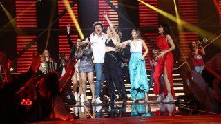 Miki y su canción «La venda» representarán a España en Israel./RTVE