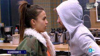 Sofía y Alejandro en GH DÚO./Mediaset