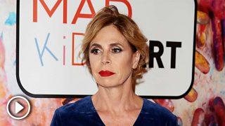 Ágatha Ruiz de la Prada reacciona a la 'pillada' de su novio con Silvia Fominaya / Gtres